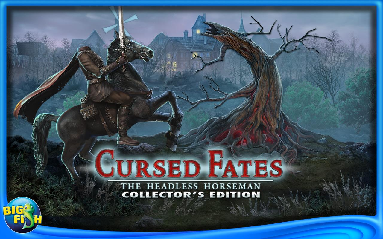 Cursed Fates: Horseman (Full)- screenshot
