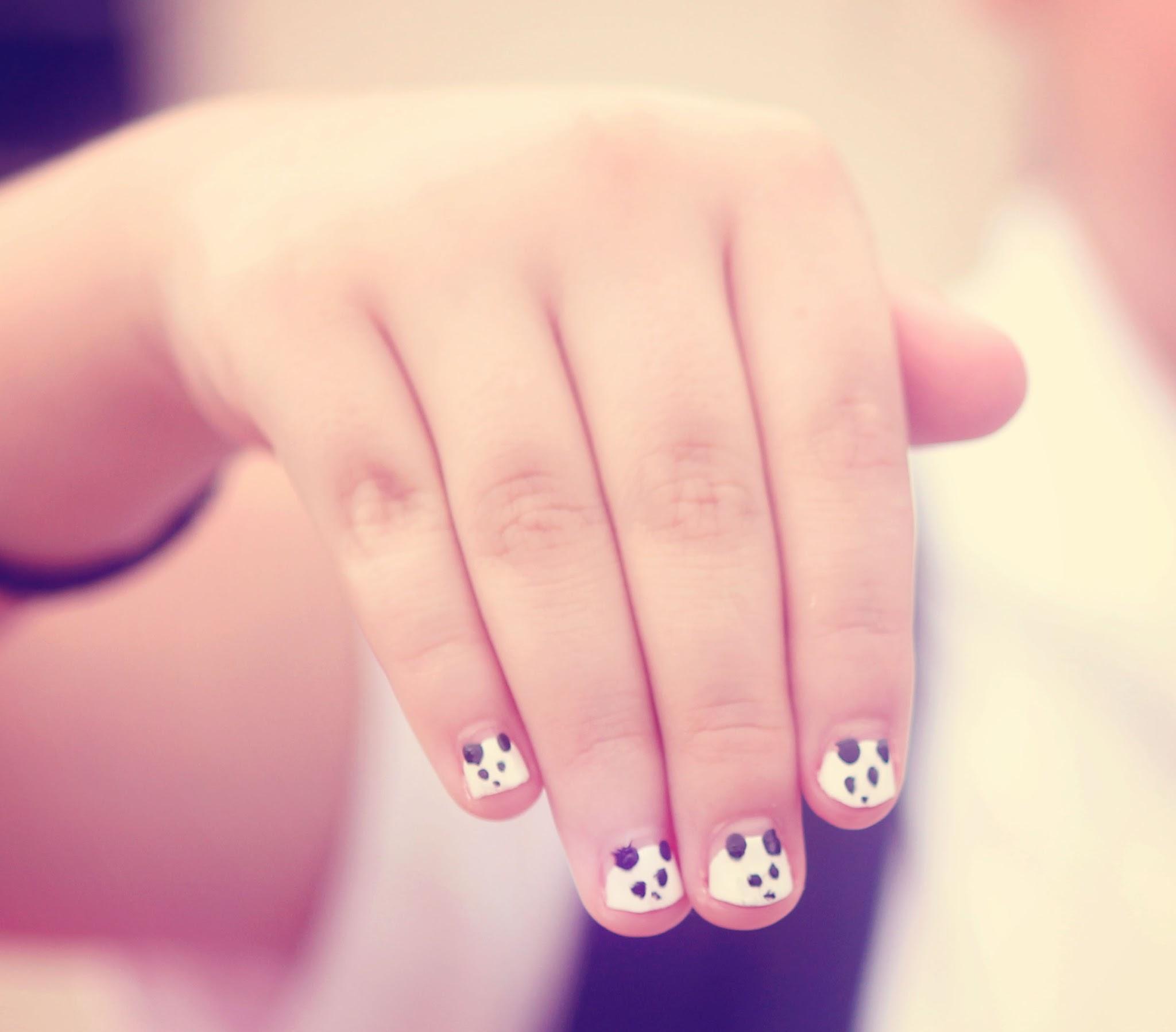 Nail Art Easy Cute Ideas