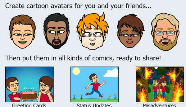 bitstrips tutorial