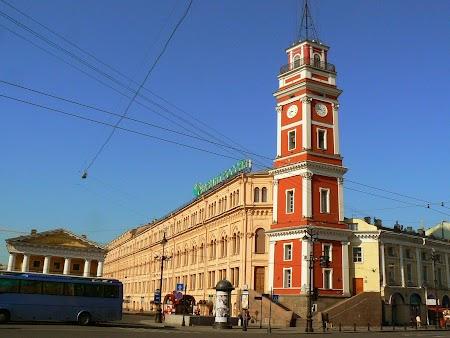 Circuit Rusia: Nevski Prospekt