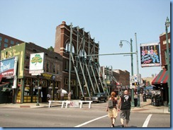 8435 Memphis BEST Tours - The Memphis City Tour - Beale Street (one of America's most famous musical streets)