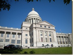 Arkansas state house