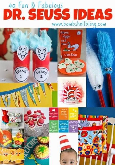 40-Fun-Fabulous-Dr.-Seuss-Ideas BombshellBlingBlog