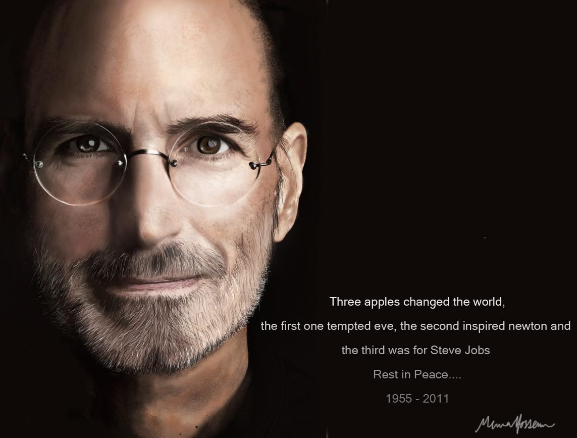 Steve Jobs Thumbgal