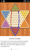 Screenshot of Chinese Checkers Wizard