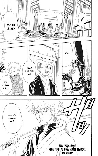 Gintama Chap 80 page 1 - Truyentranhaz.net