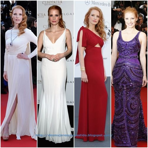 Jessica Chastain cannes2013