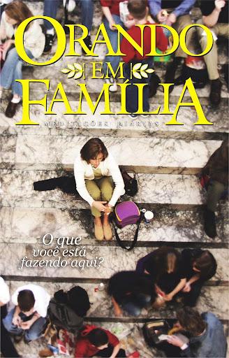 Orando em Familia 2015