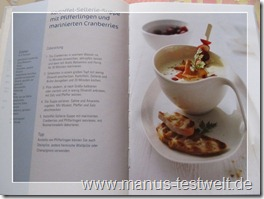 Kartoffel Sellerie Suppe