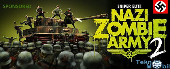 Sniper Elite Nazi Zombie Army 2 Full