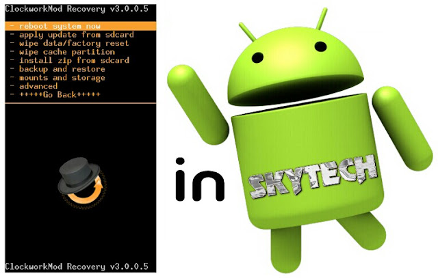 How to Reboot Android Phone in Recovery Mode   407x640