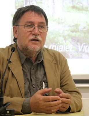 Prof. Martí Boada. (Foto: Arxiu Martí Boada).