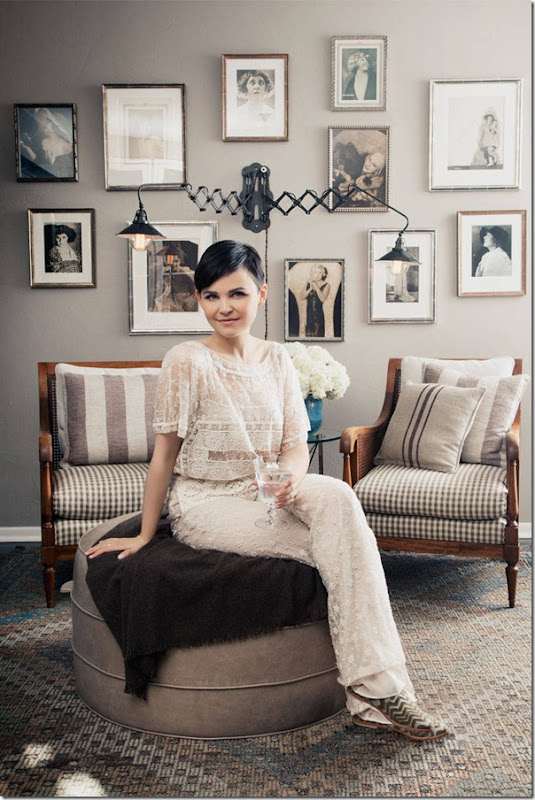 case e interni - Ginnifer-Goodwin -home-in-Hollywood (6)