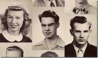 来自Ancestry.com的一些照片美国学校年鉴集合
