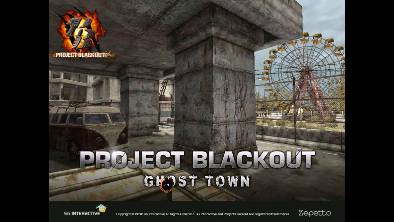 Project blackout download