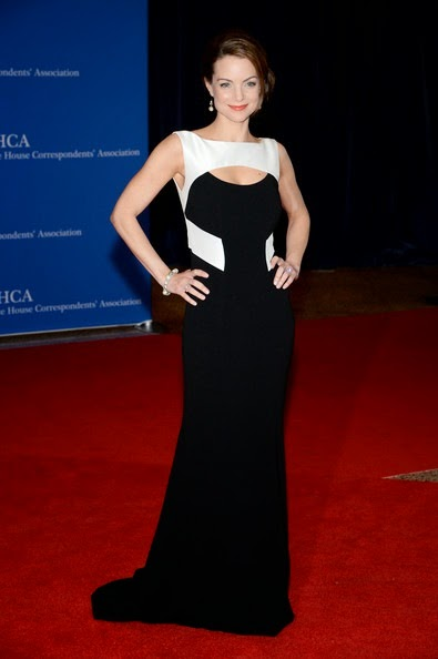 Kimberly Williams-Paisley attends the 100th Annual White House Correspondents