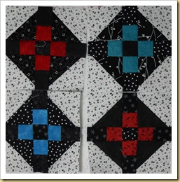 Mourning Quilt blocks