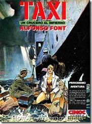 P00013 - Alfonso Font 13 - Taxi  - Un crucero al infierno.howtoarsenio.blogspot.com #2