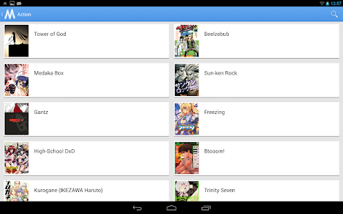 Manga Plus Reader - screenshot thumbnail