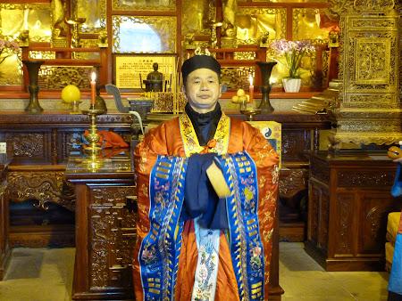 Taoism China: preot taoist