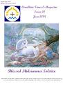 Edição 22 de junho de 2008 Bendito Midsummer Solstício