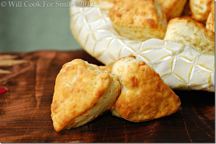 Cheesy Biscuits (5)