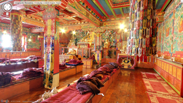 Tengboche-Monastery-Nepal-on-Google-Maps