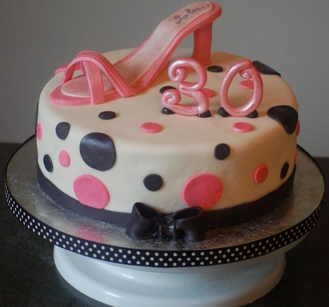 30th Birthday Cakes For Women Link