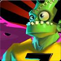Free Zombie Hero logo