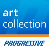 Progressive Art App