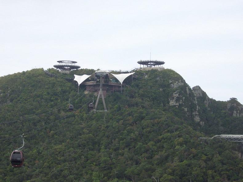جسر سماء ماليزيا langkawi-sky-bridge-