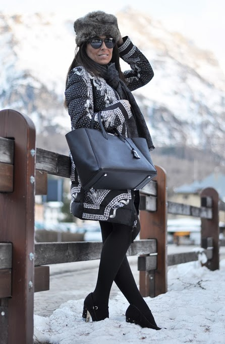 outfit, cortina d'ampezzo mycortinafashion,, total look seventy, italian fashion bloggers, fashion bloggers, street style, zagufashion, valentina coco, i migliori fashion blogger italiani