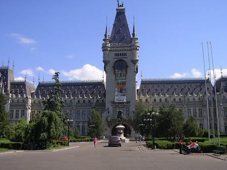 Obiective turistice Romania: Palatul Culturii Iasi