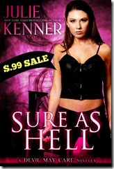 JulieKenner_SureAsHell 99SALE