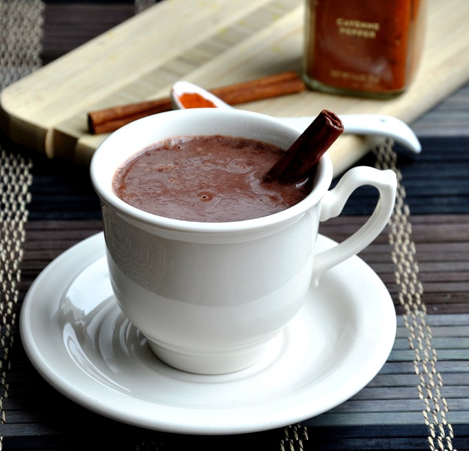 mayan hot chocolate 289