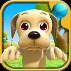 Perro de Labrador que habla icon