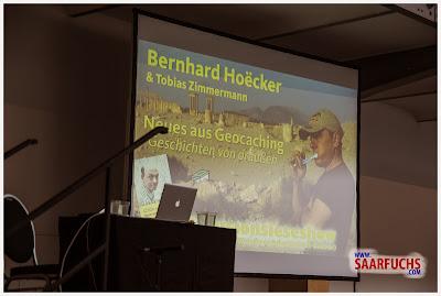 Bernhard Hoecker bei Big Äppel - Startfolie