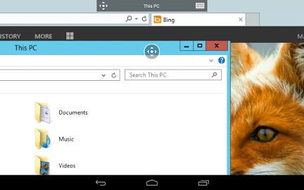 Microsoft Remote Desktop Screenshot 29