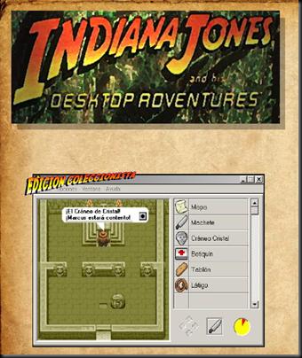 Indiana Jones Edición coleccionista 8