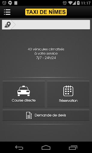 Taxi de Nimes