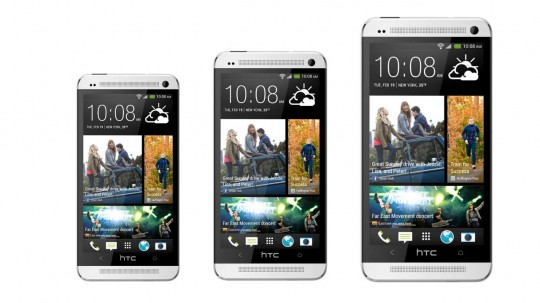 HTC One all models