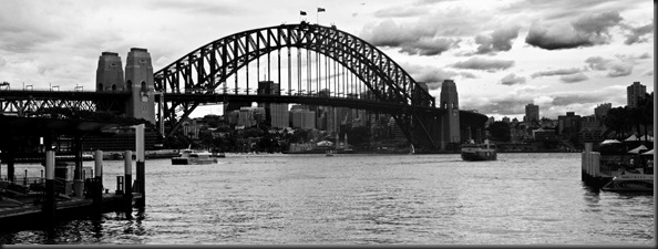 Sydney Harbour Panorama 2