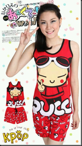 PUCCA SUNGLASSES (6077)