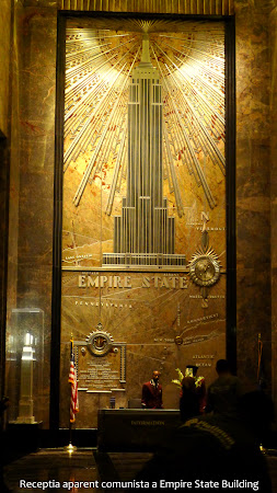 Receptie Empire State Building New York