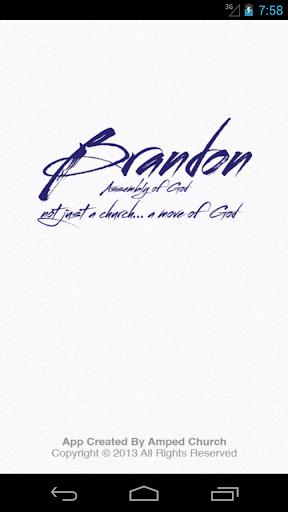 Brandon Assembly Of God