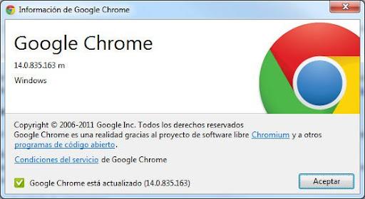 Chrome 14