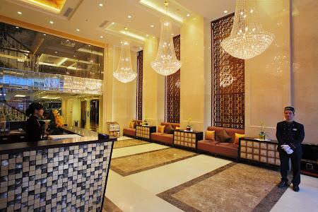 Cazare Vietnam: Hotel Golden Silk Hanoi - lobby