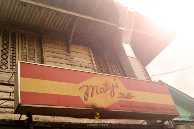 Maty's Tapsilog in Paranaque City