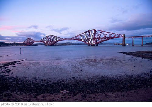 'Forth Rail Bridge' photo (c) 2010, asturdesign - license: http://creativecommons.org/licenses/by-sa/2.0/