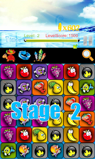iFruit  Match 3 Puzzle Free - screenshot thumbnail